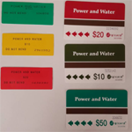 Winnellie Shopping Center power cards