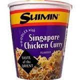 Suimin Singapore Chicken Curry