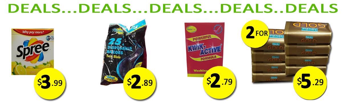winnellie supermarket deals