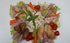 BBQ chicken platters Darwin