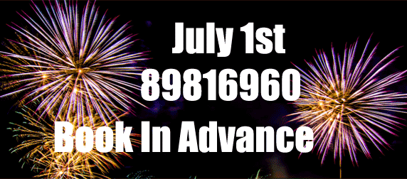 fireworks darwin
