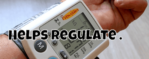 Regulate Blood Sugar Levels