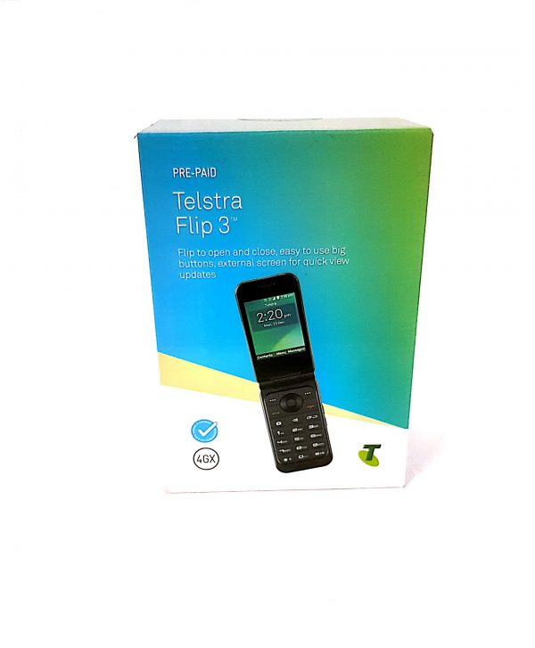 Telstra Flip Phone Darwin
