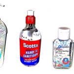 the winnellie supermarket hand sanitiser story