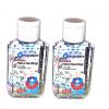 2 x 59ml Hand sanitiser just 12
