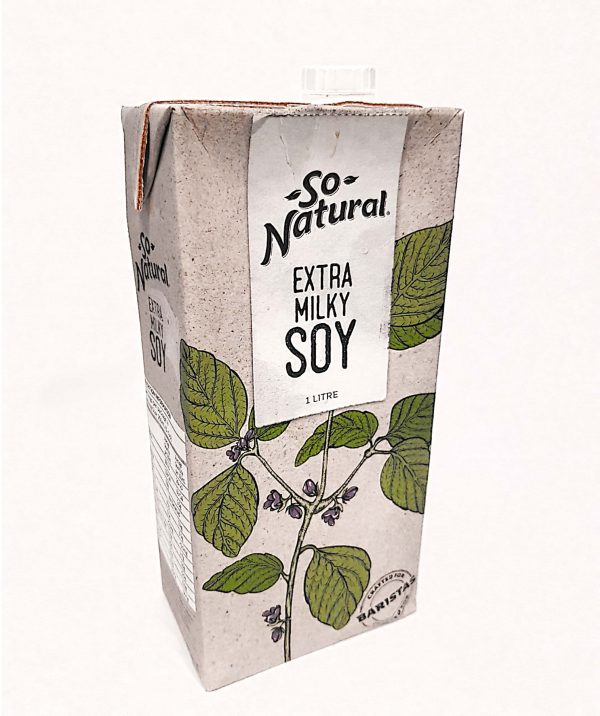 1L So Natural Extra Milky Soy